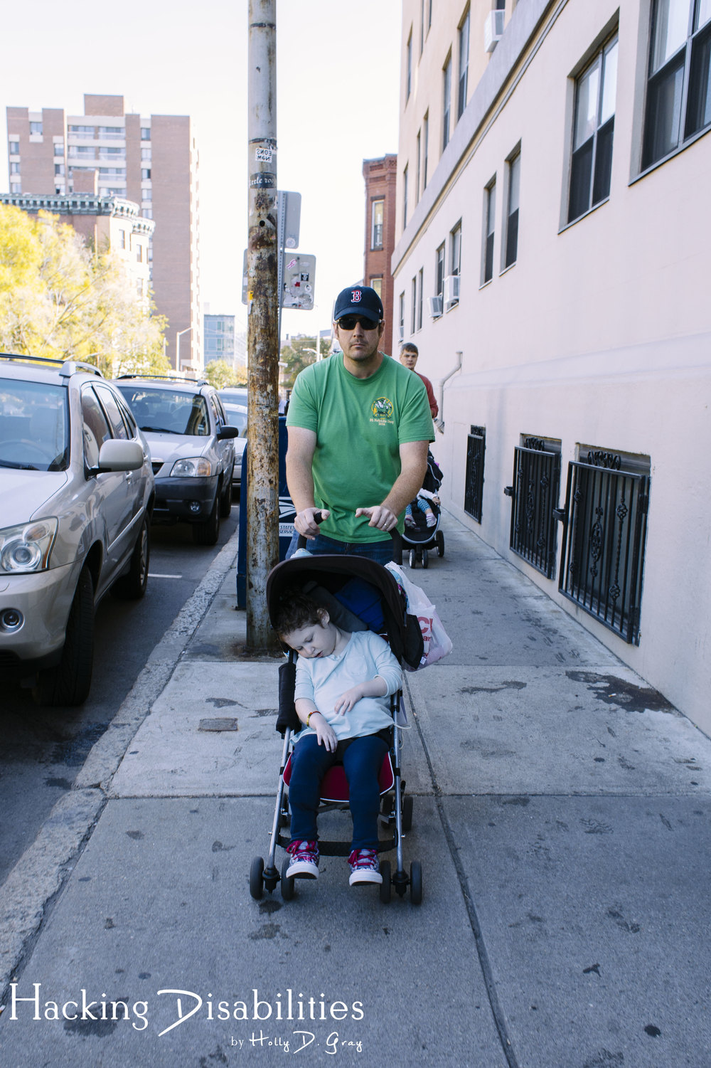When is My Kid is Too Big for a Stroller? via Caleigh's Corner - Hacking Disabilities