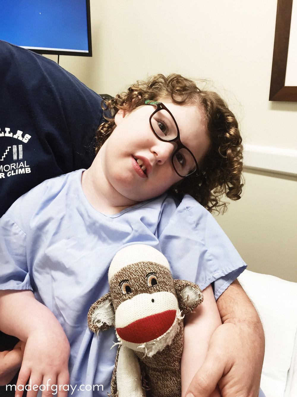 SPML (PERCS) Surgery with Dr. Yngve via madeofgray.com