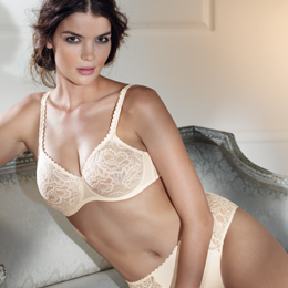 Anita-Rosa Faia    Aurelia    Romantic and elegant range with new all over lace.   Sizes: B-G 32-42