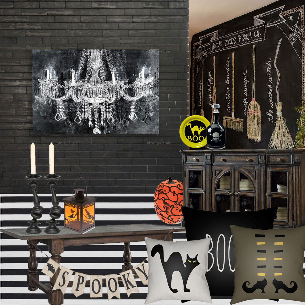 Haute in Paradise || Halloween Decorations || @hauteinparadise