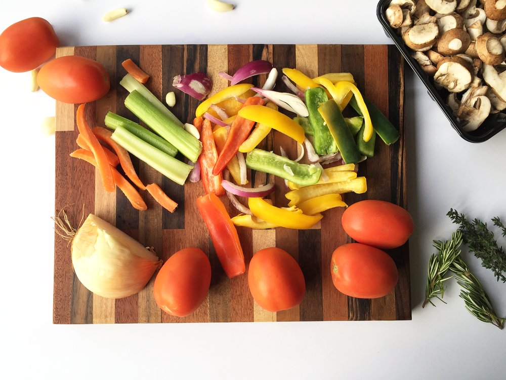 Roasted Tomato Sauce || Meatballs || Kitchenaid || Haute in Paradise || @hauteinparadise