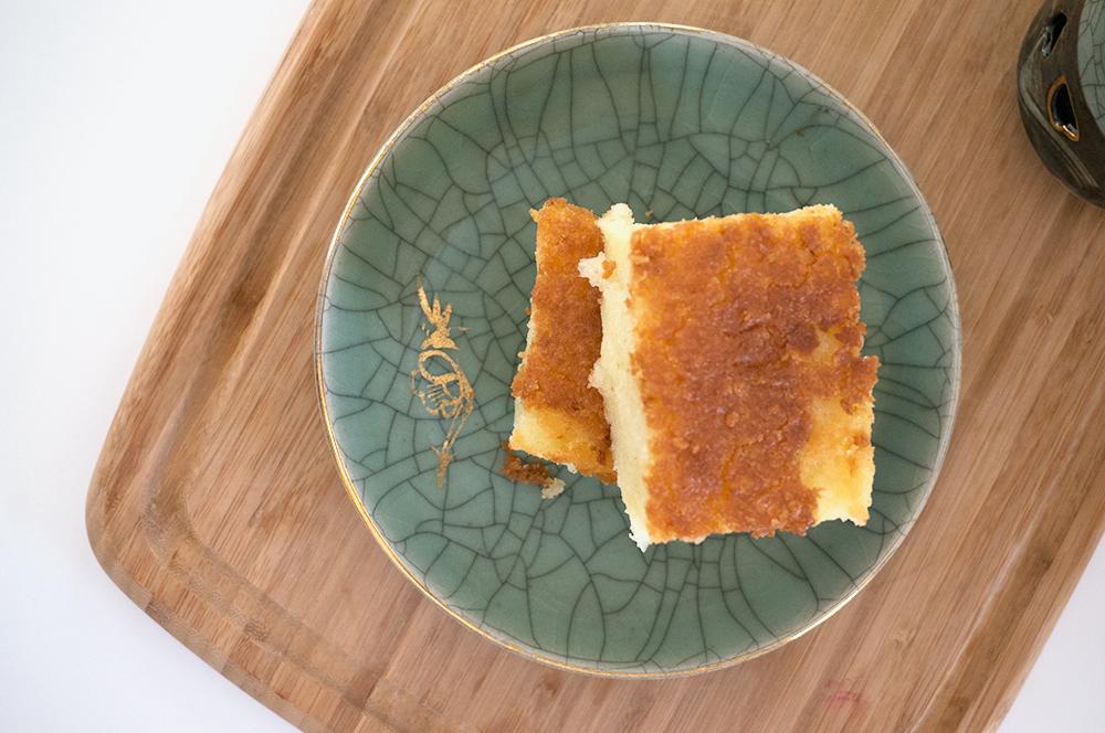 Butter Mochi || Haute in Paradise || @hauteinparadise