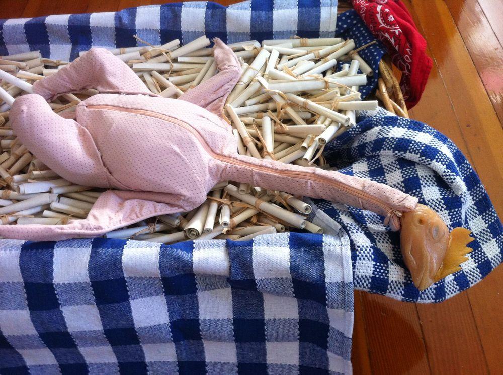 Robert Leveroos Chickenthing