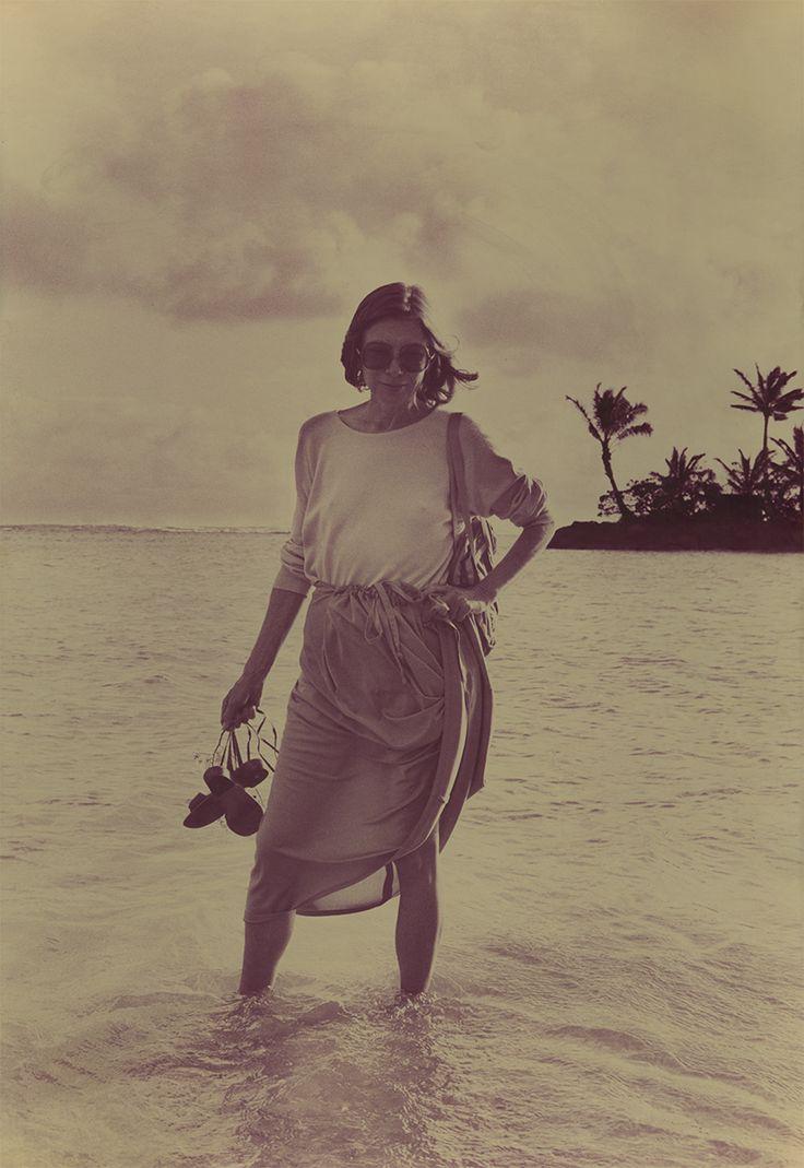 Image credit: Quintana Roo Dunne via Vogue Magazine