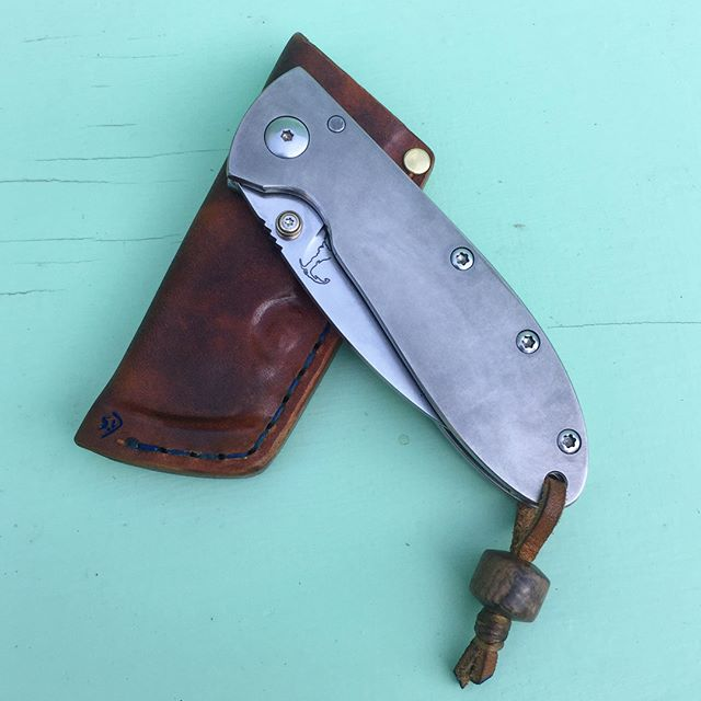 Frame-lock #16 #framelock #everydaycarry  #foldingknife  #capemade