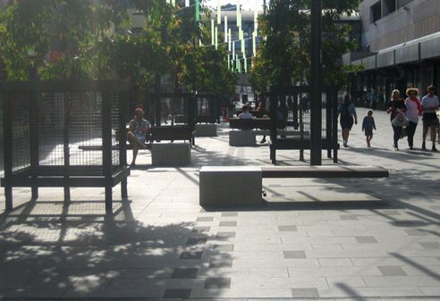 Hub crown st mall bench.jpeg
