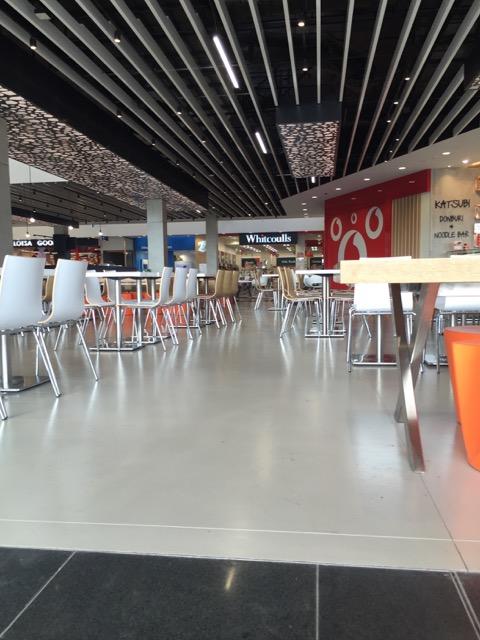 LiquidStone Concrete Floor