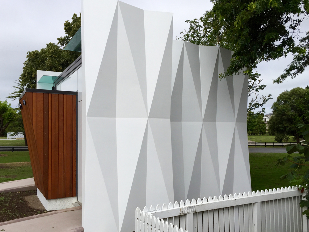 Impressive modern look of the Te Kauwhata Public facilities