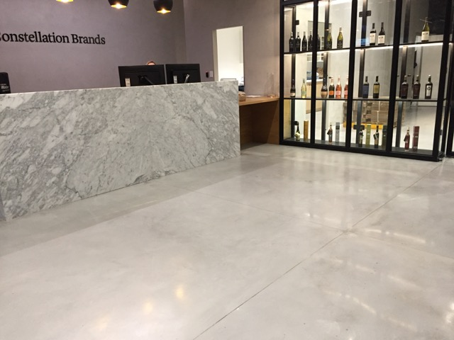Complete flooring design freedom - Experience the enduring beauty of Terrazzo flooring on your next project