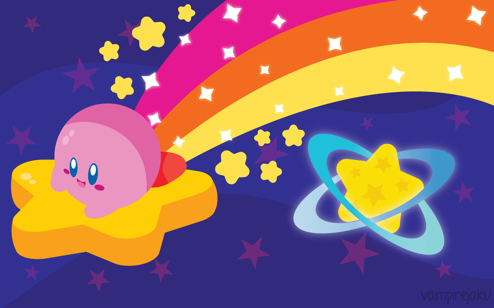 Cute Kirby Backgrounds Images Wallpaper And Free Download
