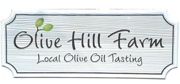 Olive Hill Farm Local Olive Oil Tasting