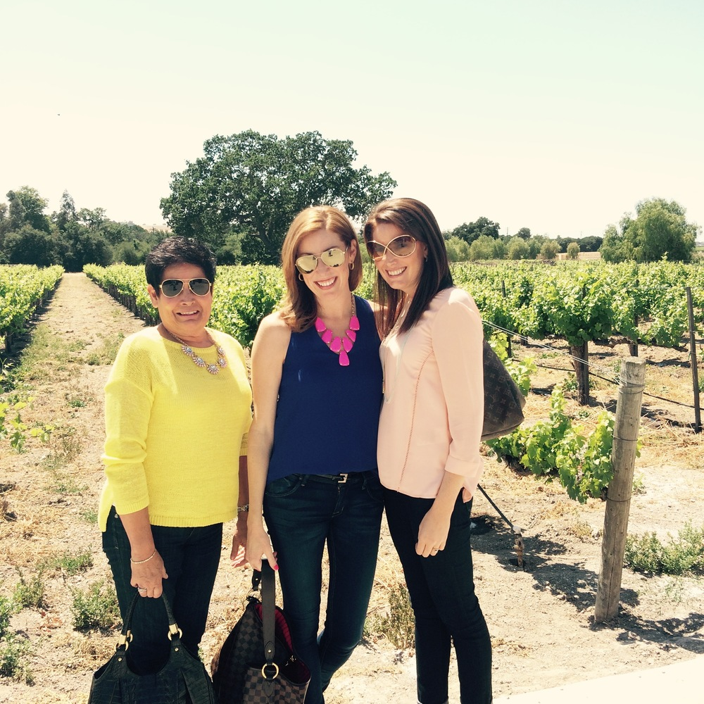Fun in the Vineyard
