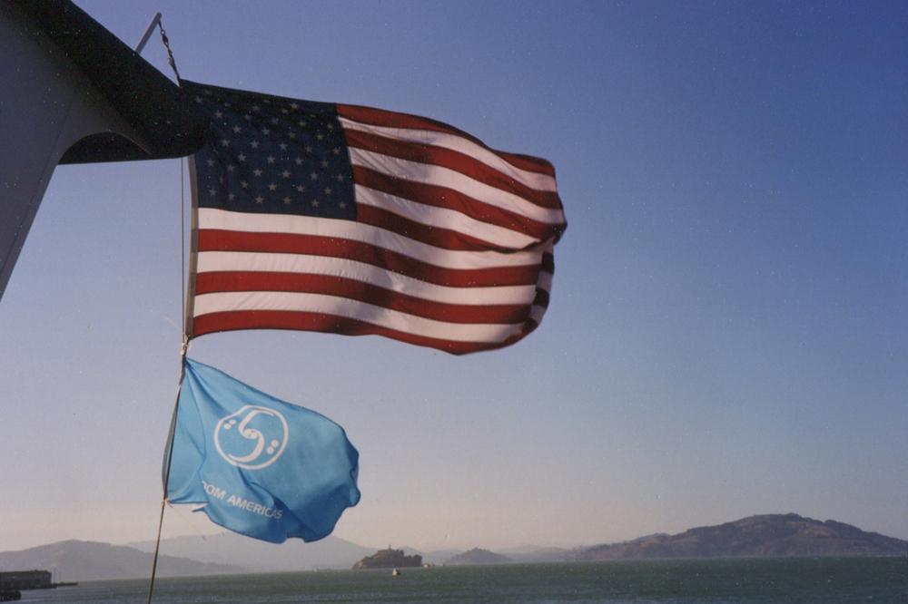 Blue Room Americas launch at San Francisco Bay