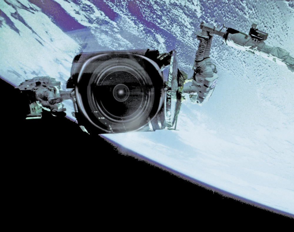 Earth's first Orbital Sound System