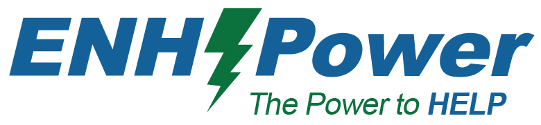 ENH Power, Power To Help Logo.png