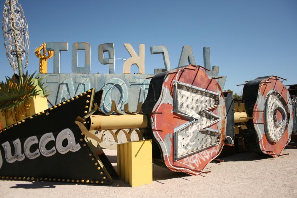 The Neon Boneyard, Las Vegas