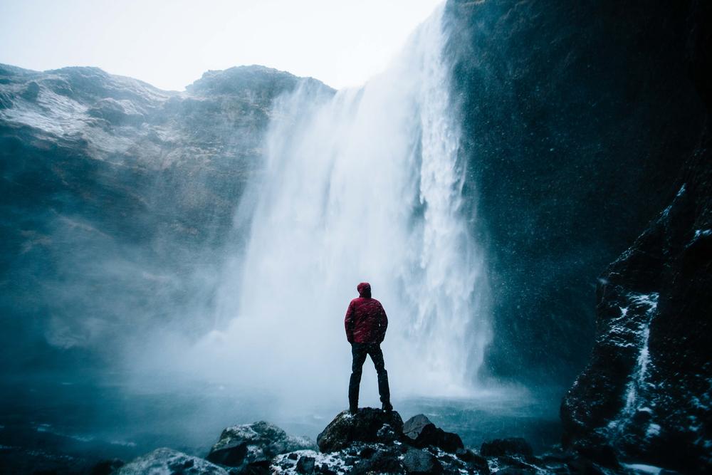 13. John Dale, Skógafoss.jpg