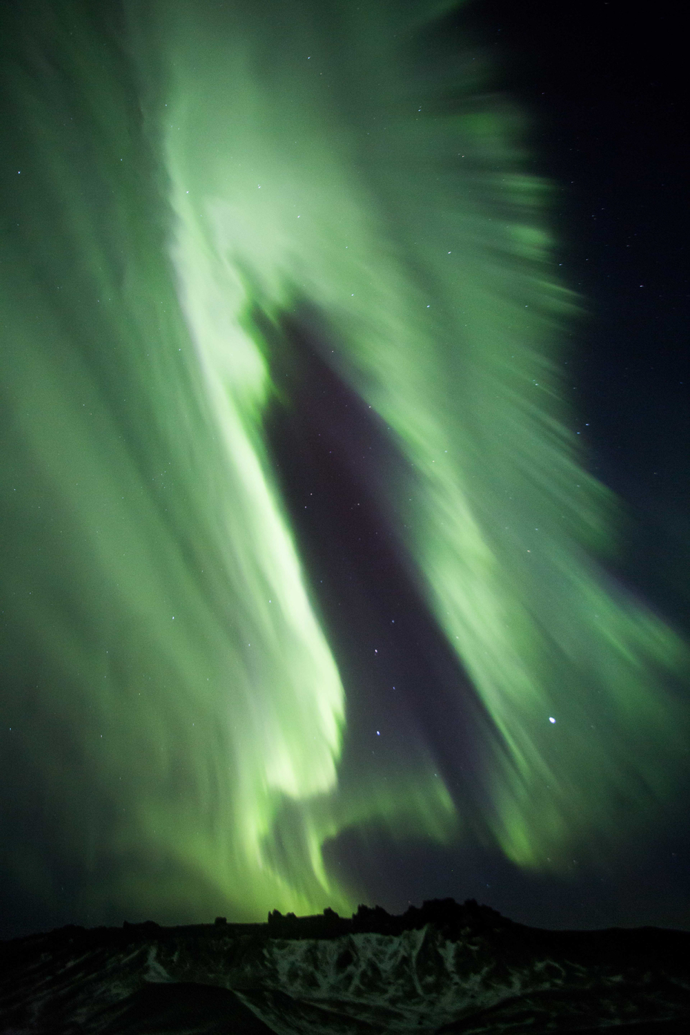 16. John Dale, Northern Lights at Vik Beach.jpg