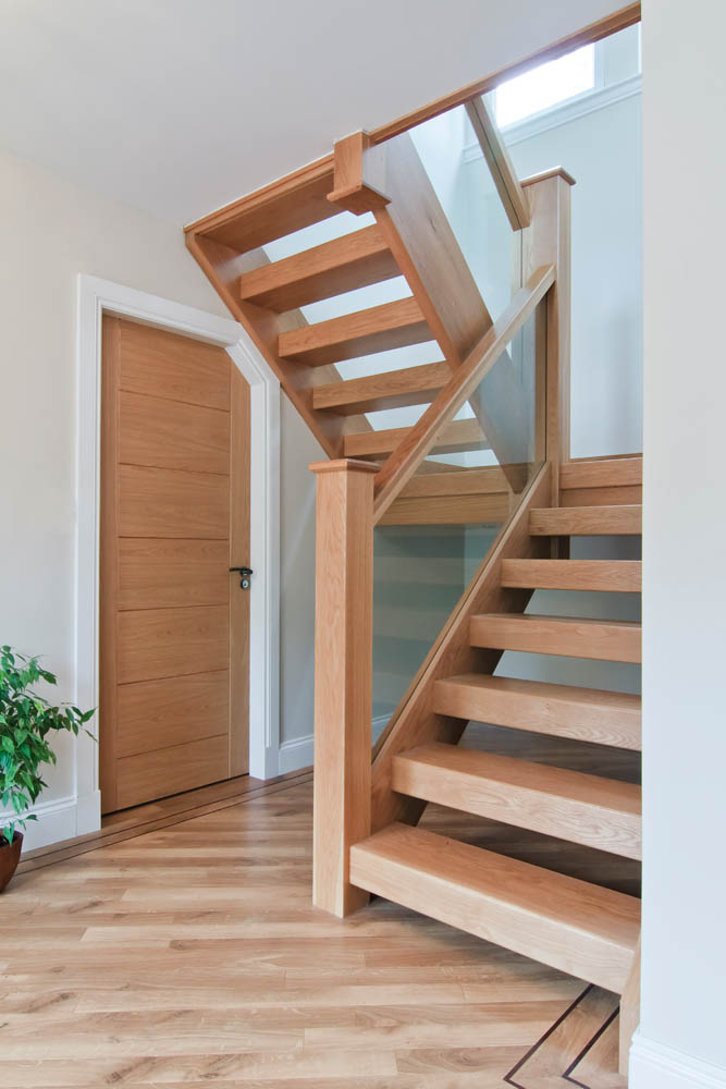 Stockwell Ltd Bespoke Staircase Design Stair Manufacture