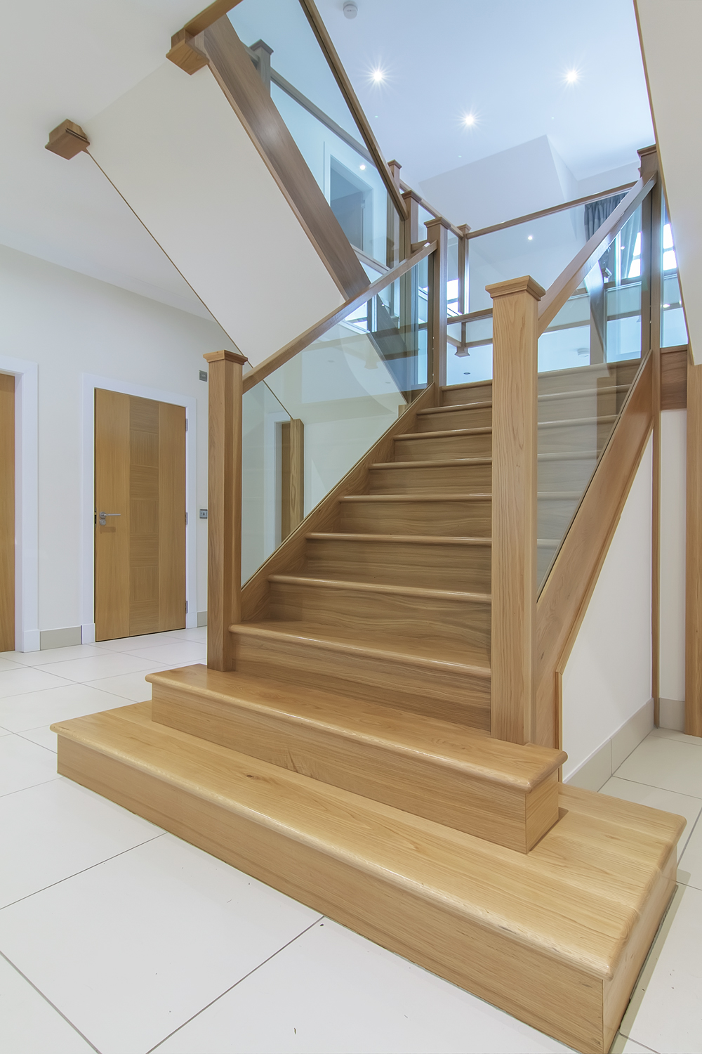 garage step brick ideas pinterest - Bespoke Staircase Design Stair Manufacture and