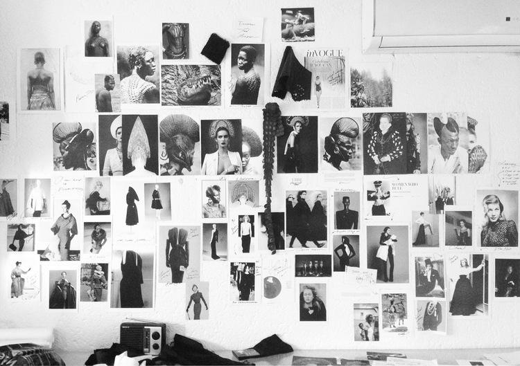 Resultado de imagem para fashion mood board