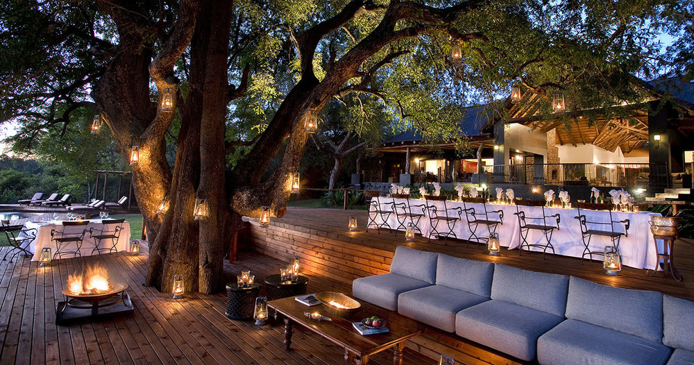 Tinga Lodge , Kruger National Park.
