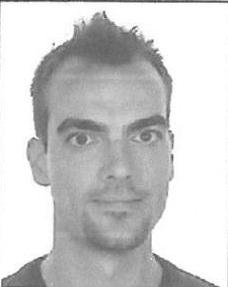 Cédric Bordereau - Lauréat