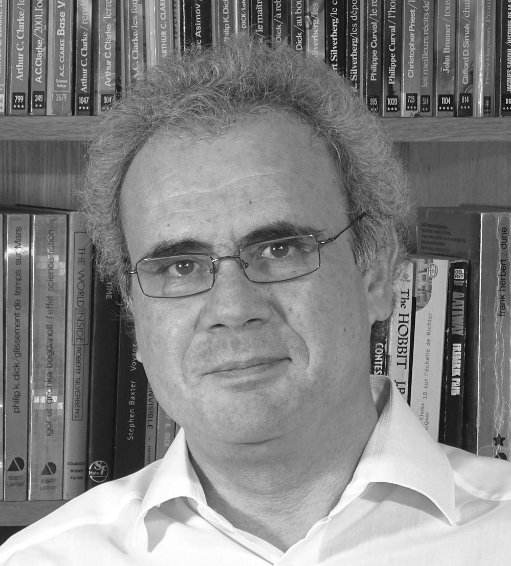 Olivier Boisard - Lauréat