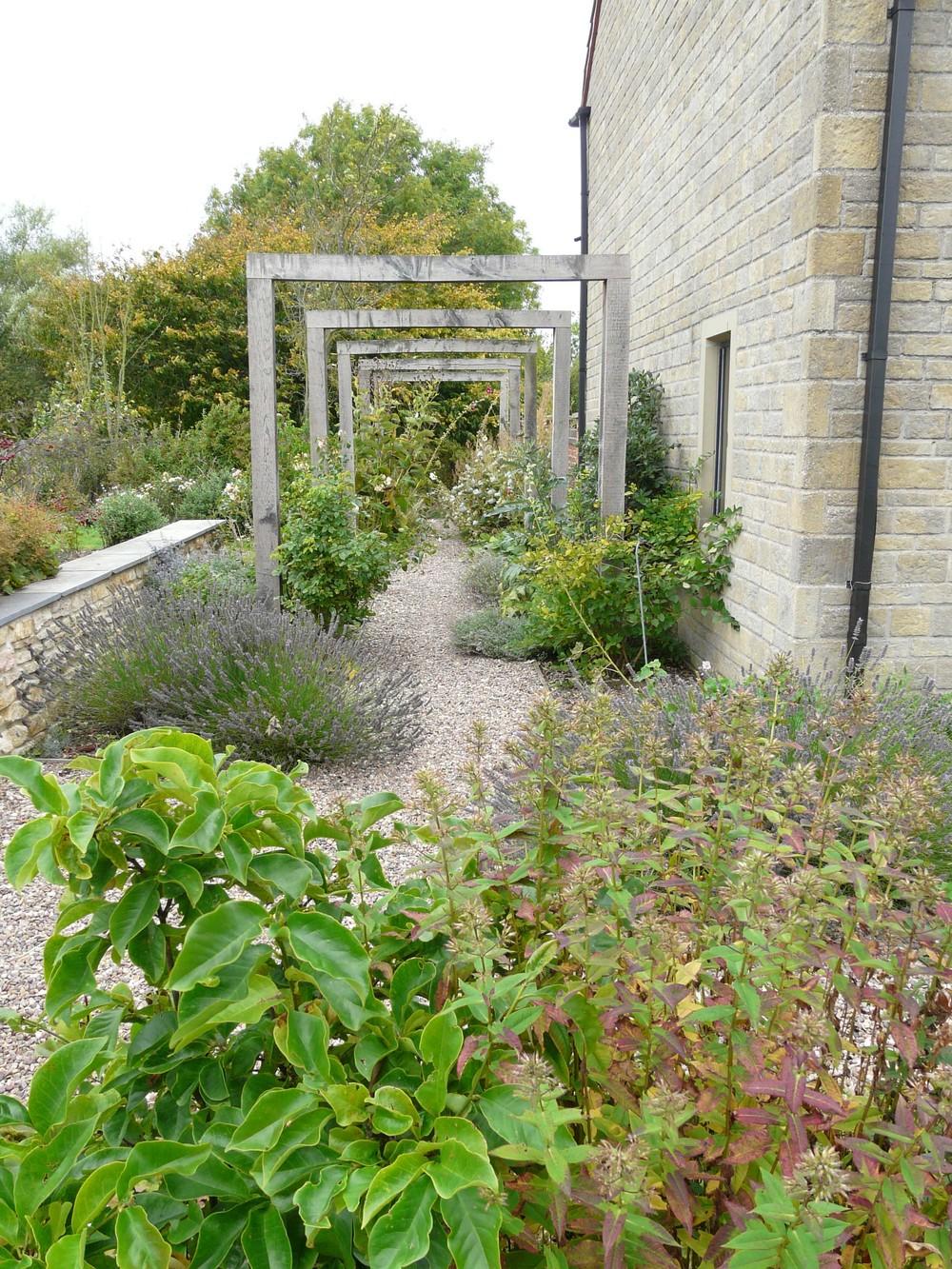 Pergola in Grantham garden.jpg
