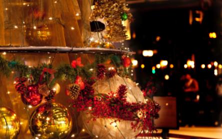 新光三越A8 耶誕樹裝置
