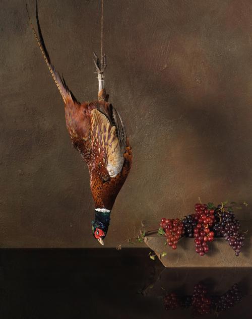Ori Gersht, Falling Bird