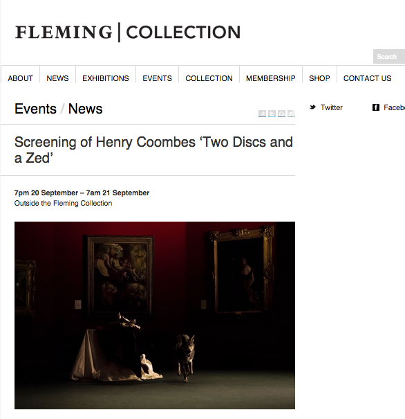 The Fleming Collection