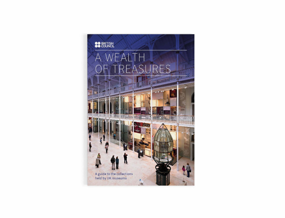 British Council U2013 A Wealth Of Treasures