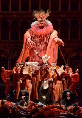 Fêtes Vénitiennes, Opéra Comique, Paris 2015