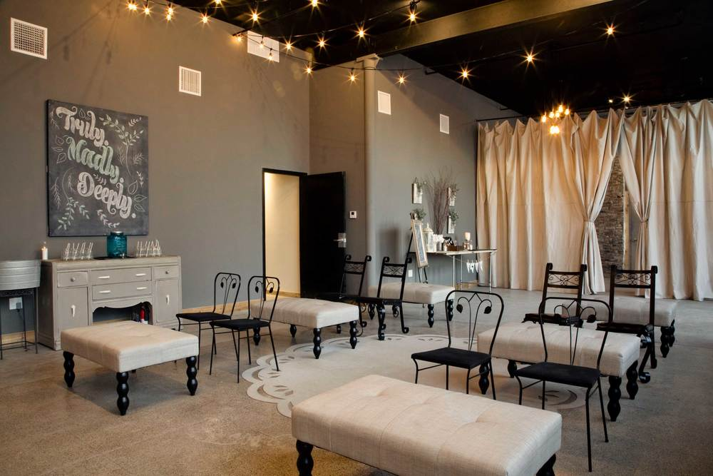 The Vow Exchange salon