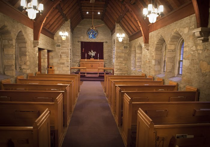 The Chapel interior