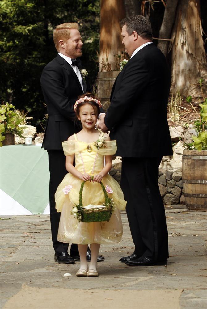 Modern Family (2009-) © 2014 American Broadcasting Companies, Inc.