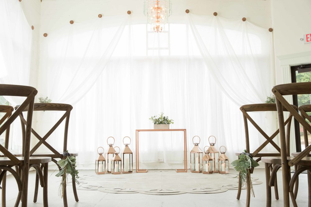 THE CHAPEL AT HERITAGE HALL - EXPLORE OUR CEREMONY + RECEPTION PACKAGES AT THIS POLISHED & PRETTY VENUE LOCATION.