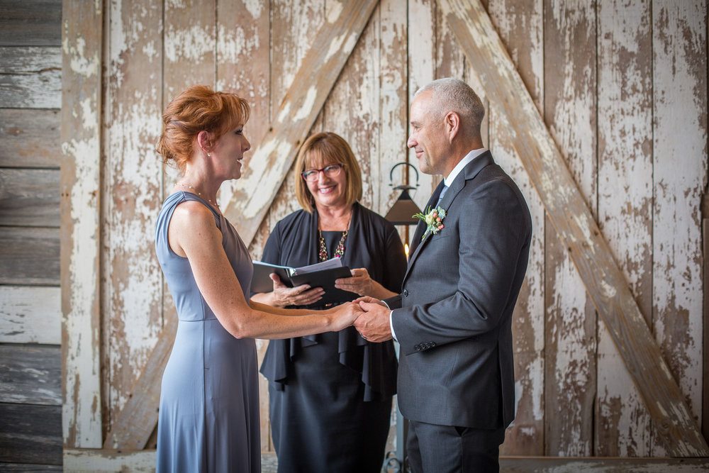 3. Find The Officiant -