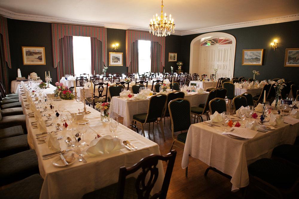 Formal Table Plan