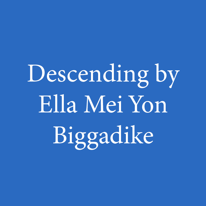Descending by Ella Mei Yon Biggadike.jpg