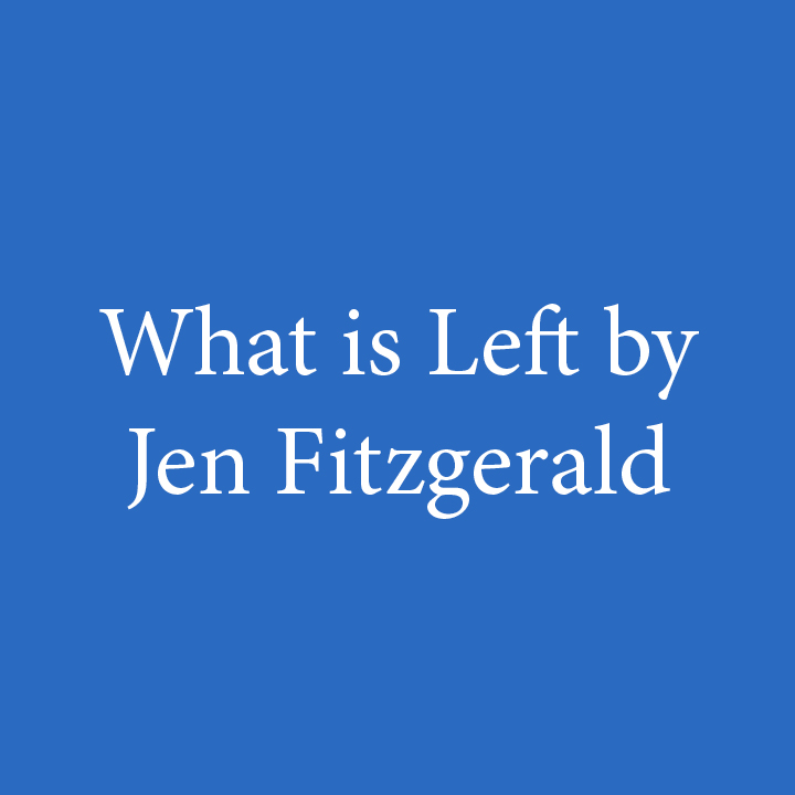 What is Left by Jen Fitzgerald.jpg