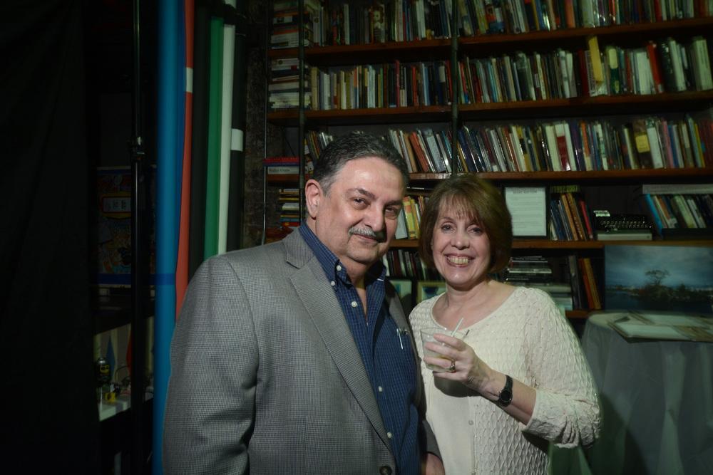 Vahram and Jill Haroutunian