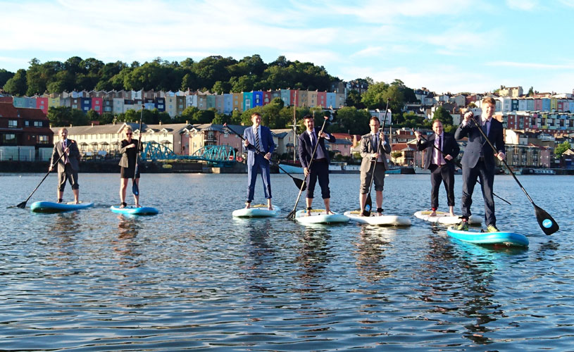 Image from SUP Bristol