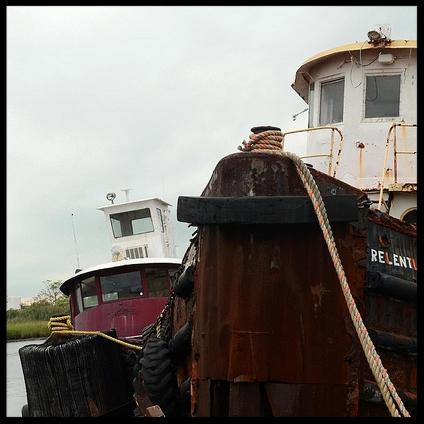 Tugboat by Nate Dorr