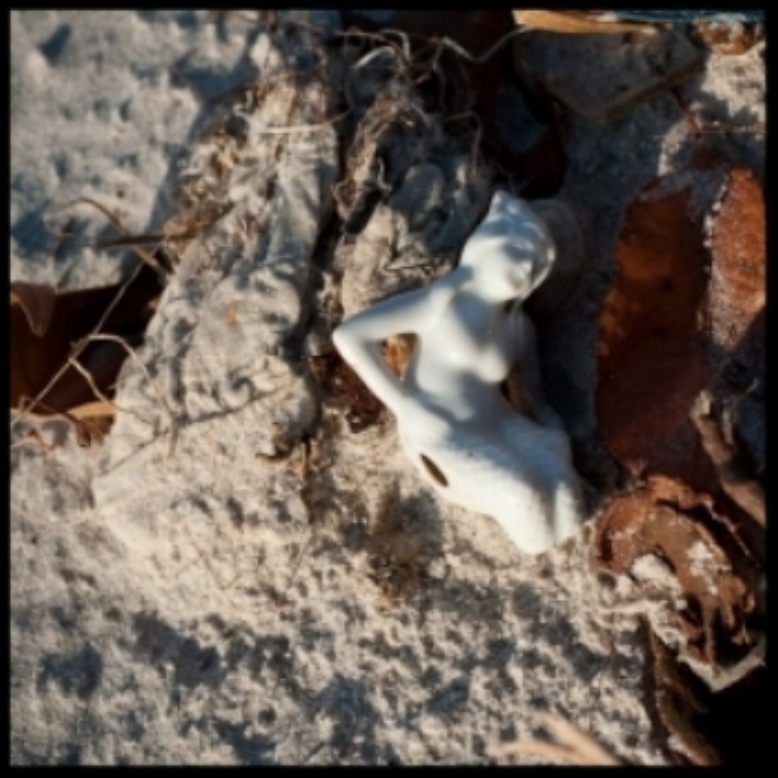 Mermaid Figurine by Adrian Kinloch