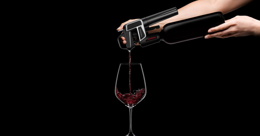 Thanks to the Coravin Wine System, enjoy what you want, when you want, without worrying about finishing your bottles