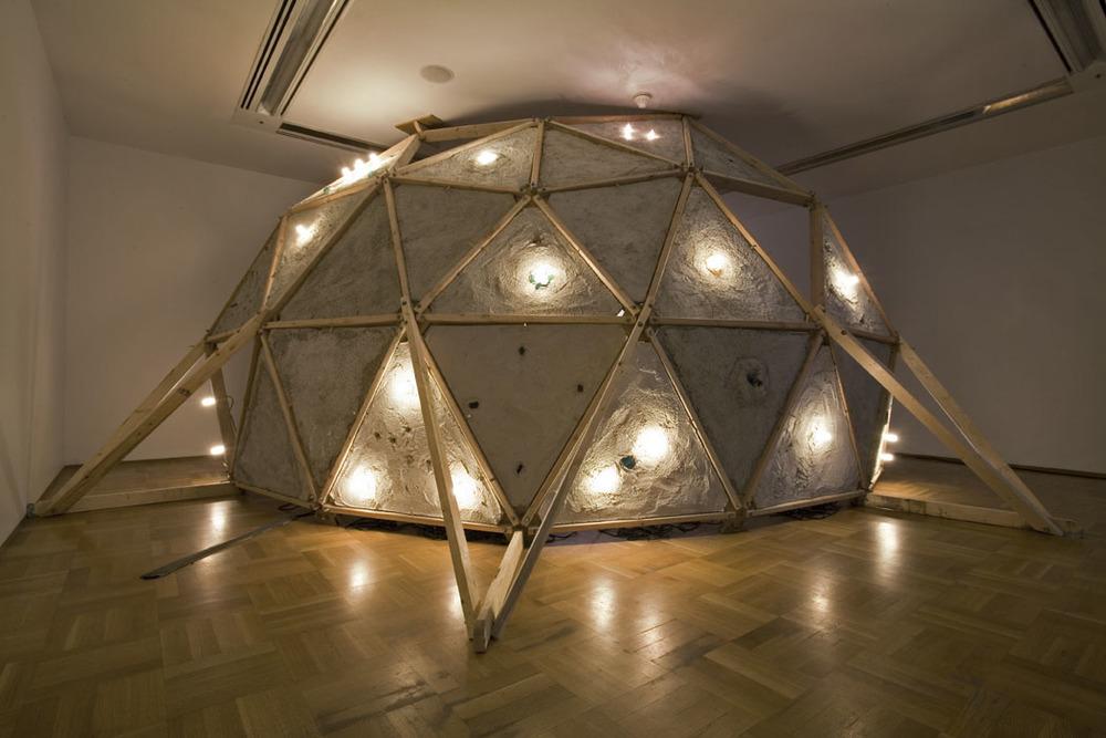 Structural Engineer - Rockey Structures  Artist - Christine Tarkowski  Chicago Art Installation