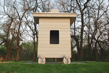 Structural Engineer - Rockey Structures  Artist - Dan Peterman  Chicago Art Installation
