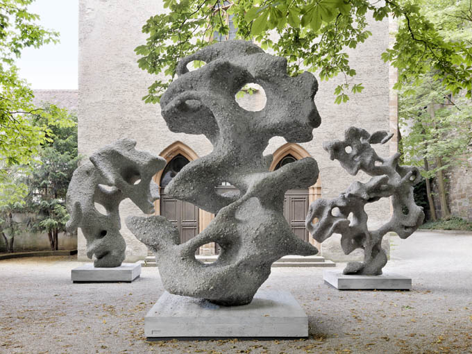 Structural Engineer - Rockey Structures  Artist - Ugo Rondinone  Chicago Art Installation